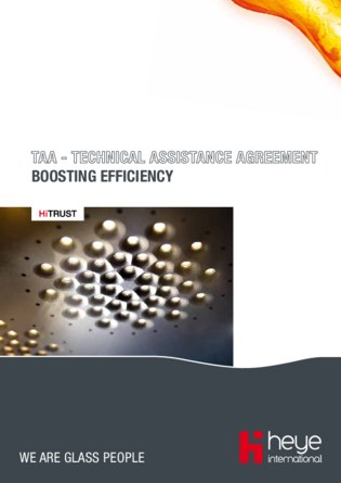 Heye Flyer Technical Assistance Agreement: Boosting your efficiency