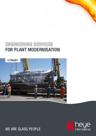Heye Flyer: Engineering Services for plant modernisation