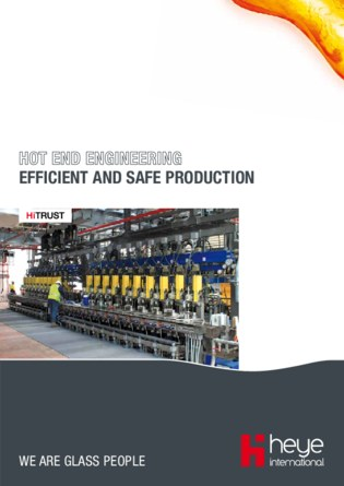 Heye Flyer: Hot End engineering - efficient and safe production